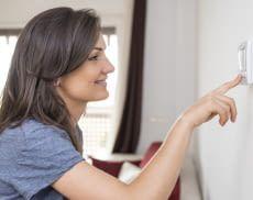 Ein Raumthermostat spart Platz und erhöht den Bedienkomfort