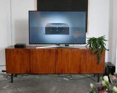 Verbindet analoge und digitale Lautsprecher: Audio Hub Sonos Amp