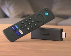 Streaming-Sticks wie Amazon Fire TV 2021 bringen die Welt der Videostreaming-Dienste auf den heimischen TV