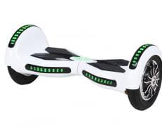 Hoverboard Robway W3 im Test: Fahrkomfort auf auf holprigen Strecken