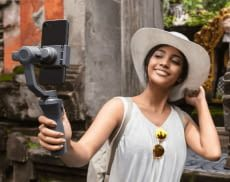 DJI Osmo Mobile 2 macht perfekte Urlaubsvideos ohne Wackler