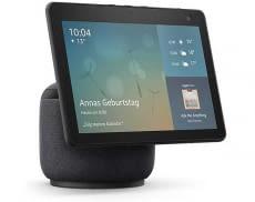 Amazon Echo Show 10 - das Display mit Kamera folgt dem Nutzer automatisch
