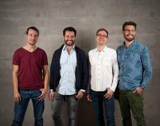 Team otego: Das Karlsruher Start-up stellt massenproduzierbare TEGs her