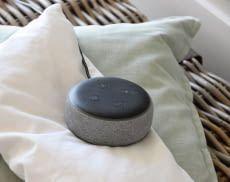 Amazon Echo Dot 3 bietet einen günstigen Einstieg ins sprachgesteuerte Smart Home und jede Menge Entertainment