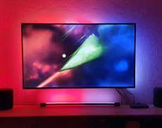 Wir zeigen verschiedene Ambilight Nachrüstlösungen für immersives TV-Vergnügen