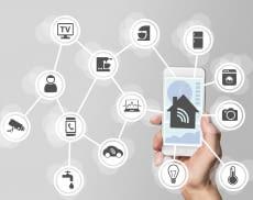 Smart Home Systeme mit dem Smartphone steuern