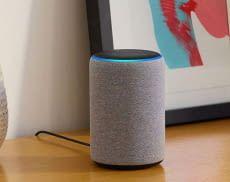 Echo Plus bietet einen besonders einfachen Smart-Home-Einstieg: Er besitzt einen integrierten Hub