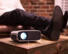 Mini-Beamer ersetzen in immer mehr Haushalten den Fernseher