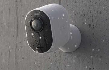 Arlo Überwachungskameras zeichnen sich durch einen großen Funktionsumfang aus