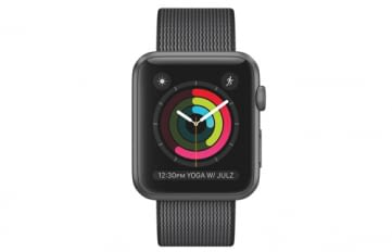 Apple Watch Series 2 zur Smart Home Steuerung mittels Home App