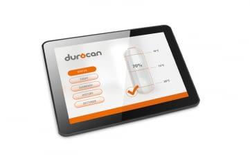Mit smartem Energiemanagement zur Autarkie: Wärmespeicher Durocan