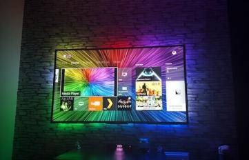 Lightberry - Philips Ambilight Effekt für Ihr TV