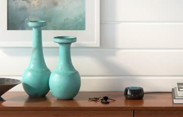 Der smarte Lautsprecher Eufy Genie hat nicht nur Alexa mit dem Echo Dot gemeinsam