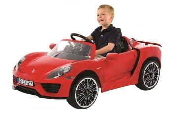 Elektroauto für Kinder - wie sicher sind sie?