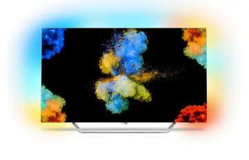 Der Leistungssieger mit OLED-Display: 55 Zoll-TV Philips 55POS9002/12
