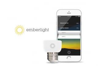 Emberlight Smarthome App und LED Leuchte