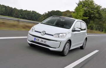 VW e-up! - das Elektroauto für alle, die es gerne überschaubar haben