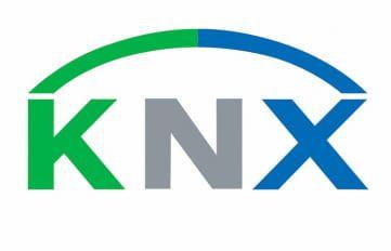 Logo von der KNX Association