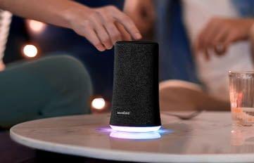 Audiovisuelle Überraschung: Bluetooth-Lautsprecher Soundcore Flare im Test-Überblick