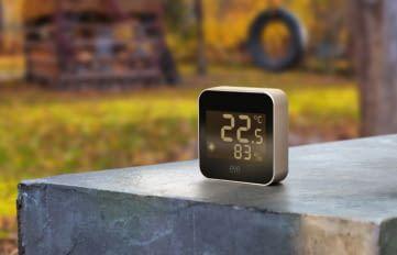 Eve Weather ist eine HomeKit kompatible Wetterstation