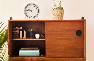 Das smarte WLAN-Thermostat ecobee4 lässt sich mit Google Assistant steuern