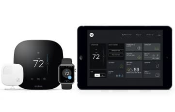 Ecobee3 Familie smarter WIFI-Thermostat