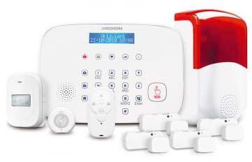 Günstig bei ALDI NORD: MEDION P85774 Smart Home Alarmsystem