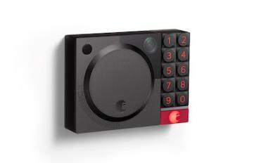 August Doorbell Cam mit Keypad Abbildung