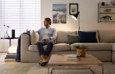 Per Philips Hue App eingerichtete Szenen lassen sich auch über Alexa abrufen
