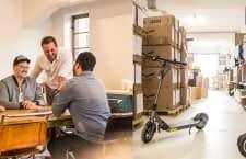 Walberg Urban Electrics vertreibt hochwertige E-Scooter