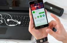 Die Wiedergabequalität über WLAN ist besser als per Bluetooth