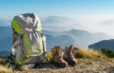 Ein guter Rucksack ist robust, wetterfest und trotzdem leicht
