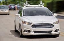 Neben alternativen Fortbewegungsoptionen plant Ford, bis 2021 ein fahrerloses Auto auf den Markt zu bringen