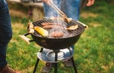 Gerade beim Grillen mit einem Holzkohlegrill lauern zahlreiche Gefahren