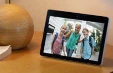 Amazon Echo Show 2. Generation überträgt den Videostream von Überwachungskameras