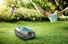 GARDENA smart SILONO+ Set ist der Redaktions-Favorit unter den Mährobotern für große Gärten
