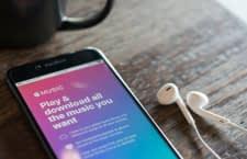 Apple Music ist nach Spotify der beliebteste Streamingdienst