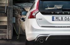 Volvo plant, ab 2019 nur noch Elektro- und Hybridautos herzustellen