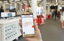 StoreGuide App und Indoor Positioning System von Philips werden derzeit in MediaMarkt-Filialen getestet