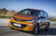 Der Opel Ampera e hat die Abmaße eines Kompakt Van.