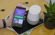 Mit Google Assistant lässt sich Spotify hervorragend per Sprachbefehl navigieren