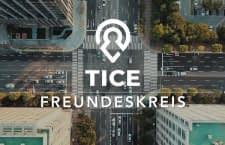 In der TICE App sind die Standorte aller Teilnehmer eines Treffens ersichtlich