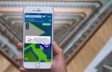 Die Wegweiser-App WEGZWEI arbeitet ohne GPS und Satellit