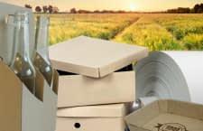 Graspapier, Graspappe, Grasverpackung - die Alternative zu Zellulose