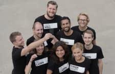 Team Ampero: 100% voll geladene Powerbabys