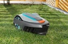 GARDENA smart SILENO city Set - Mähroboter mit App für kleine Gärten