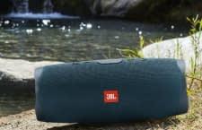 Die JBL Charger 4 Boombox ist Bluetooth-Lautsprecher und Powerbank in einem