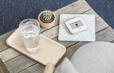 Das Bosch Smart Home lässt sich auch mit der formschönen Bosch Smart Home Fernbedienung Twist steuern