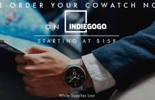 CoWatch - HighTech SmartWatch