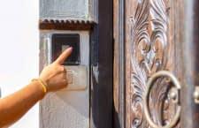 Mit einer Funktürklingel werden Besucher, Lieferanten oder Paketboten nie wieder verpasst